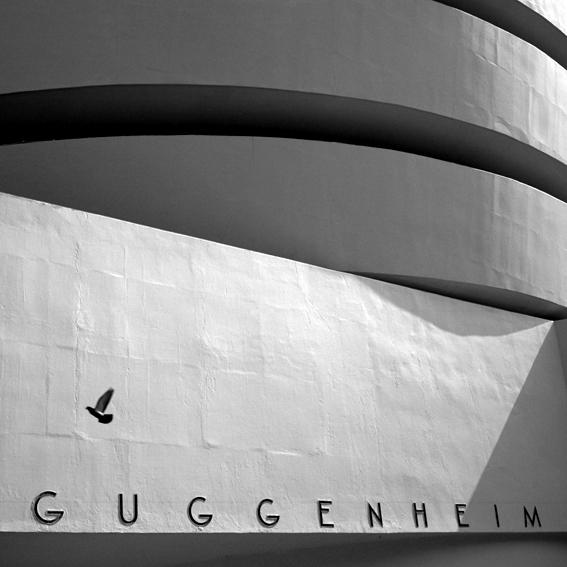 guggenheim museum New York - Bill de Kimpe